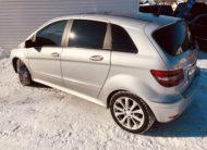 Mercedes B200 seulement 134000kms
