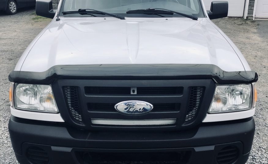 Ford ranger 2,5l ***CUIR***