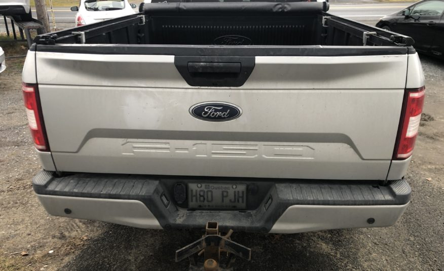 2019 Ford F-150 FX4